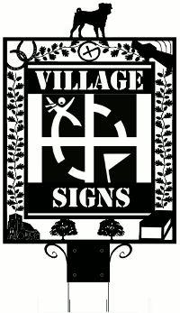 Village Sign Geocache Series