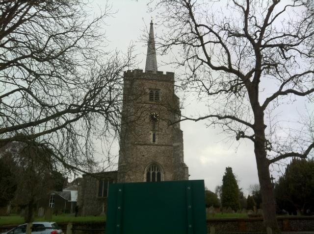 St. John The Baptist - Aldenham