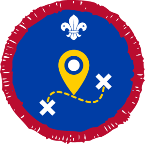 Scouts Geocaching Activity Badge