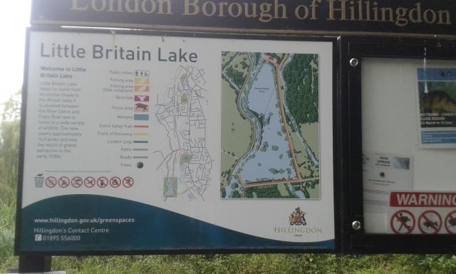 Little Britain Lake