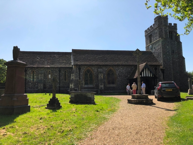 St. James Church Bushey